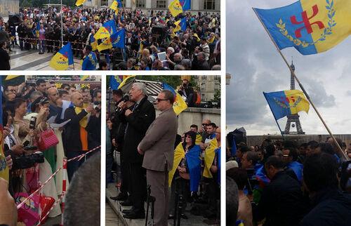 Le MAK-Anavad France appelle à un rassemblement contre une « situation répressive inacceptable »