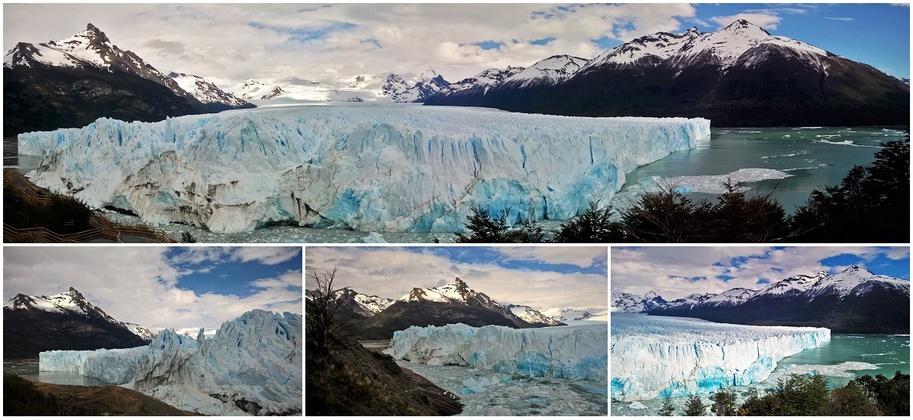 Au pied d'un géant de glace: El calafate