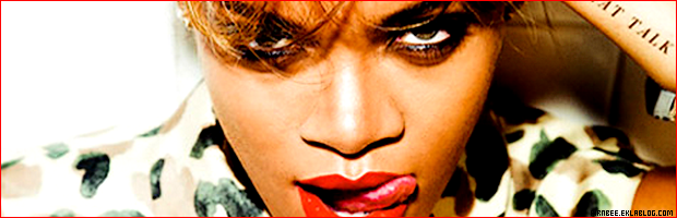 "UN MAKING-OF DE ""TALK THAT TALK"" BIENTOT DISPONIBLE"