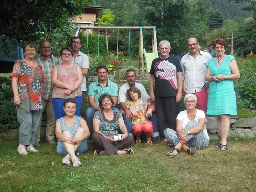 ** 18 et 19 juillet 2015 : Nos rencontres au sommet de l'Authion