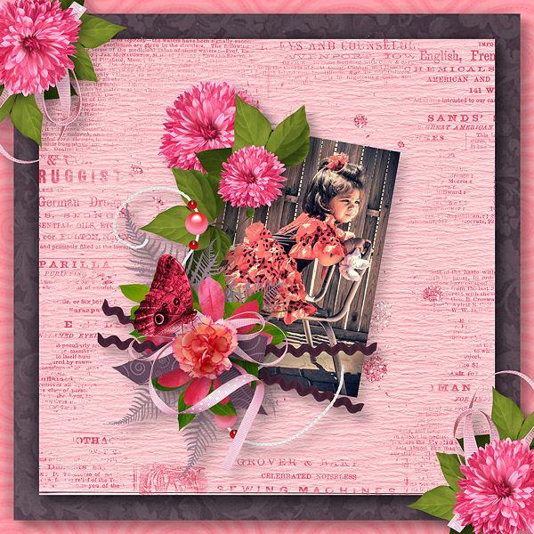 """Friend Of Mine"" by Didine Design & Aurélie"