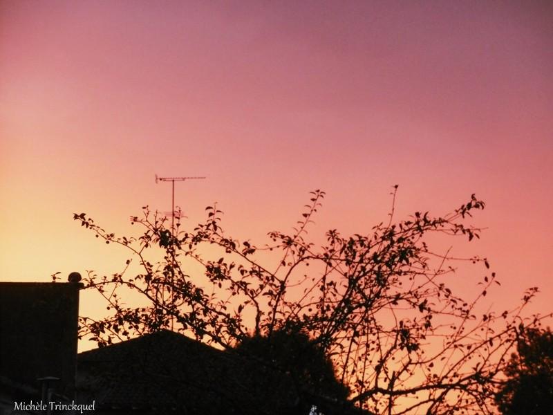 Le ciel au matin du 21 septembre...