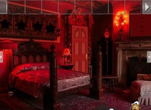 Jouer à Dracula haunted house escape