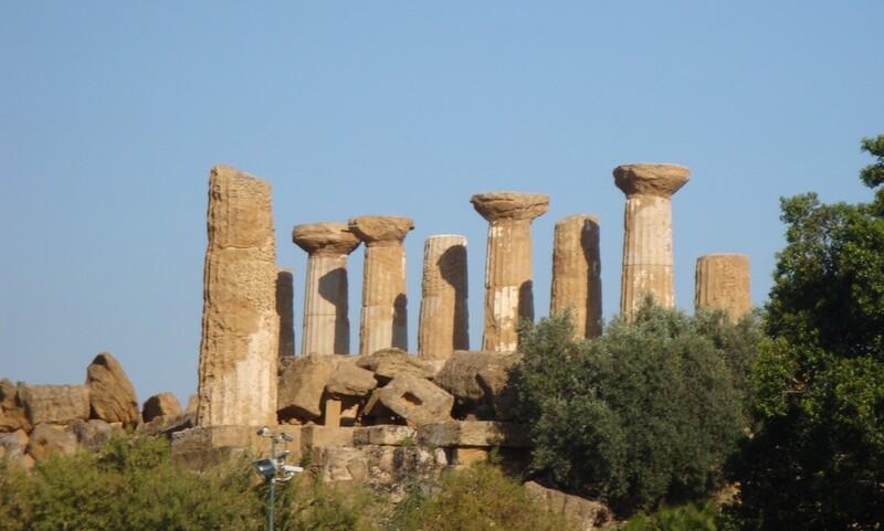 Agrigente, la Vallée des Temples