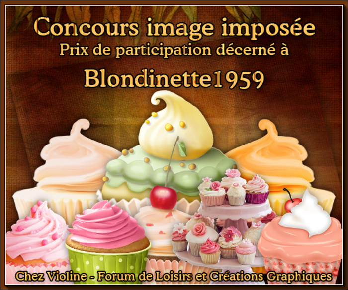 concours Cupcaks