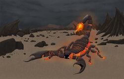 Et L'égypte s'éveilla, Tom2 Le feu du Scorpion