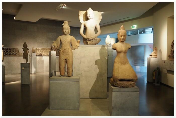 Musée Guimet. Paris