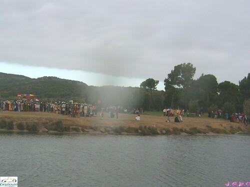 GRUISSAN 4/4 FÊTES MÉDIÉVALES 09/2011 13/05/2014