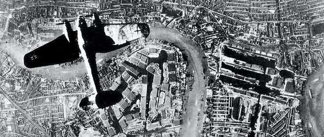 Londres: une bombe de la Seconde Guerre mondiale découverte à l'aéroport de City