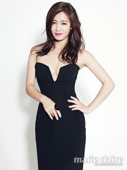 Nam Sang Mi pour Marie Claire