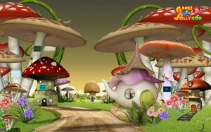 Jouer à Toadstool land escape