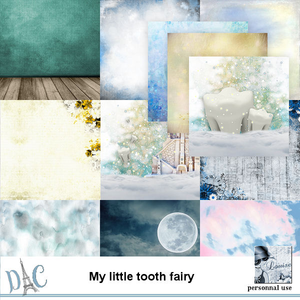 My little tooth fairy Louis642
