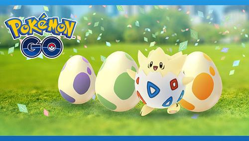 Pokemon GO | Promenez-vous au printemps avec Pokémon GO