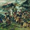 Bataille de Maloyaroslavets 12 Oct 1812. N.Samokish