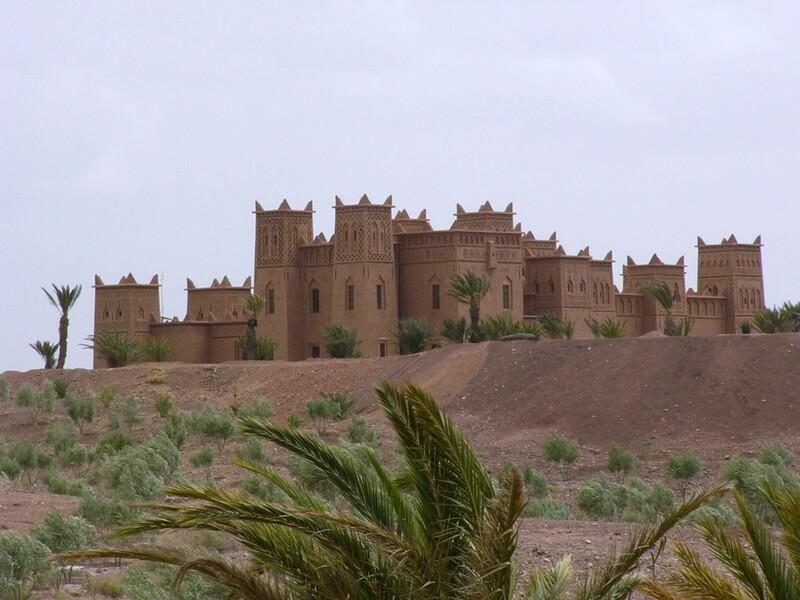 Boulmane - Skoura - Ouarzazate