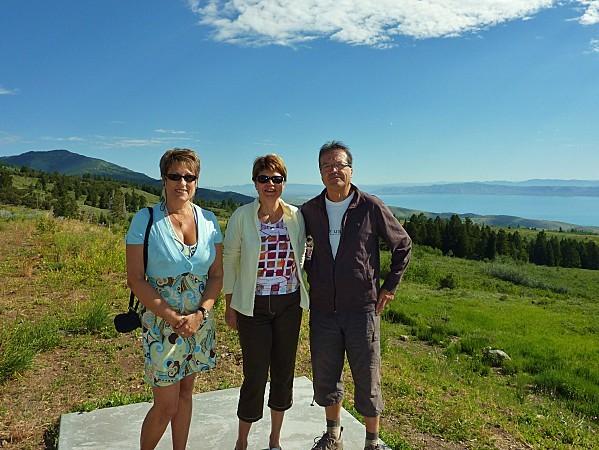 Jour 9 Bear Lake Nous