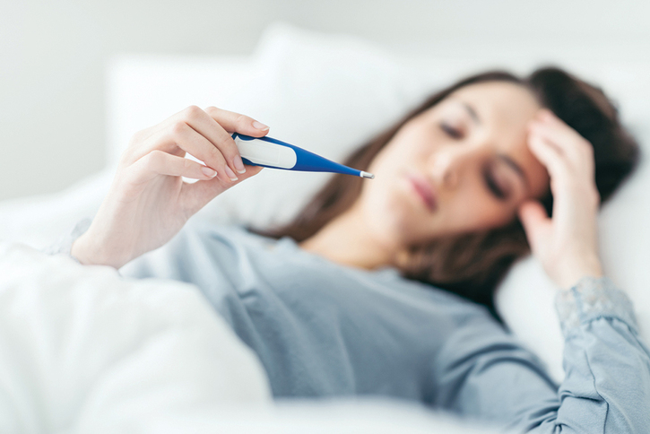 Santé 3:  25 symptômes qui doivent alerter les femmes