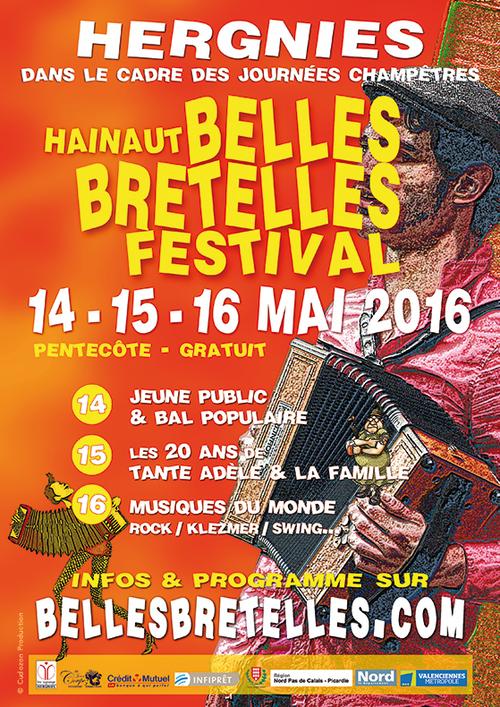 Hainaut Belles Bretelles Festival