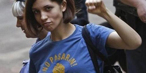 Les Pussy Riot comdamnées à deux ans de prison