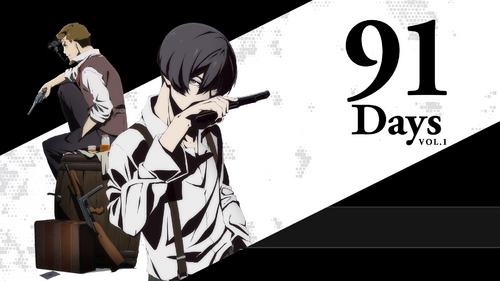 91 Days - Vol.1 Vostfr FHD [Blu-ray]