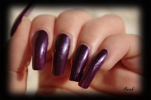 Swatch ELF Party Purple!