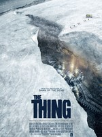 The Thing (2011) affiche