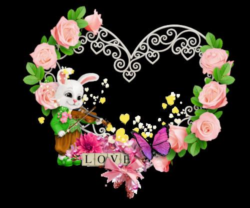 P.U BUNNY LOVE