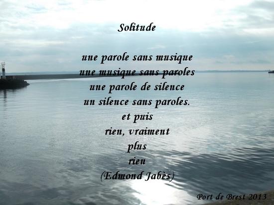 Citations En Images Solitude Le Monde De La Philo Et De La