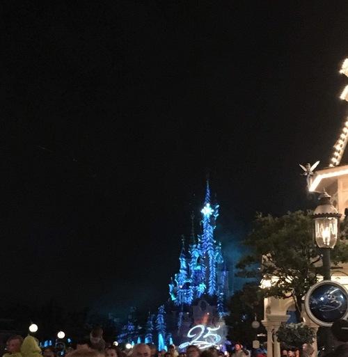 Un petit tour chez Mickey !!!