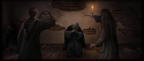 Livre 3, Chapitre 19, Le serviteur de Voldemort