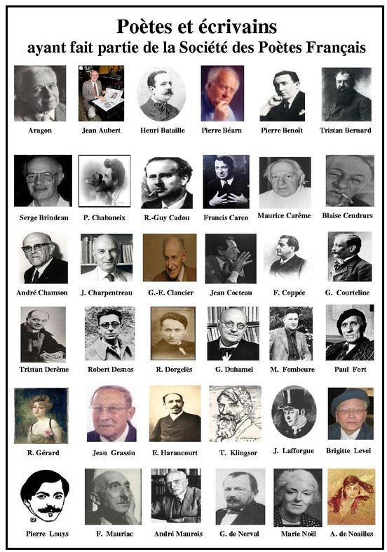Anciens membres de la SPF