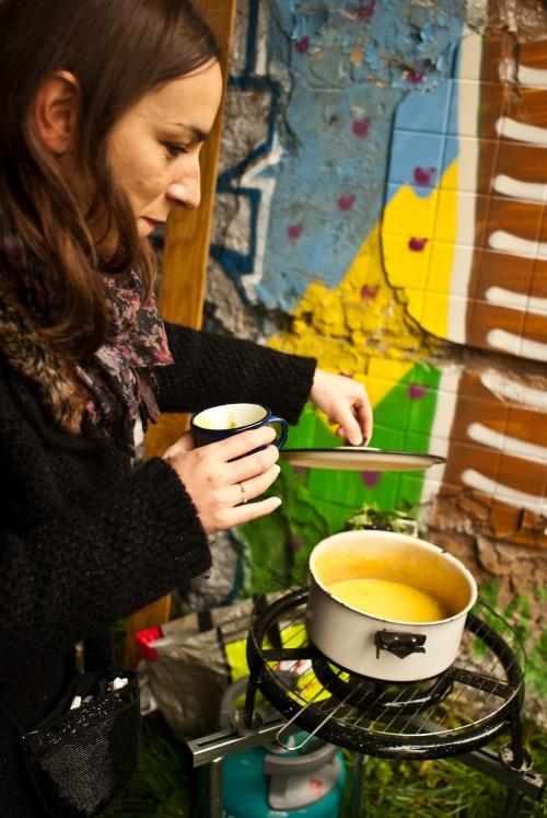 Oh la bonne soupe!