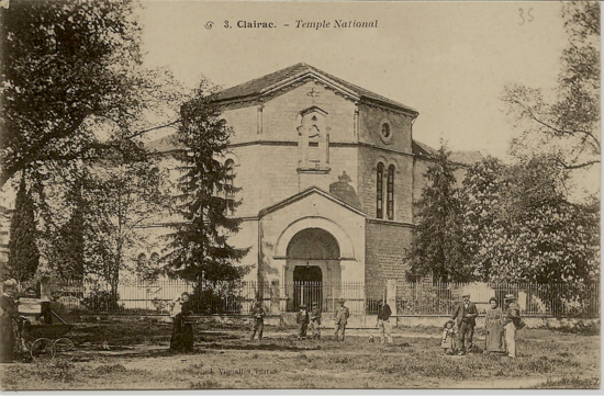 Clairac avant 181