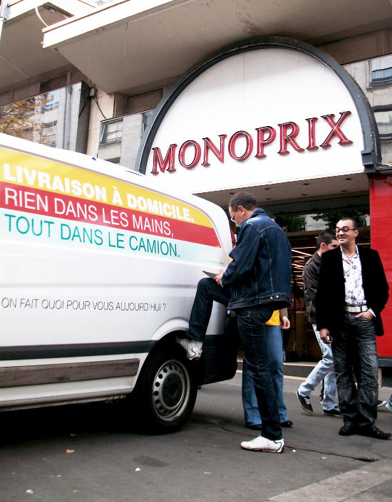 nea Monoprix Nantes
