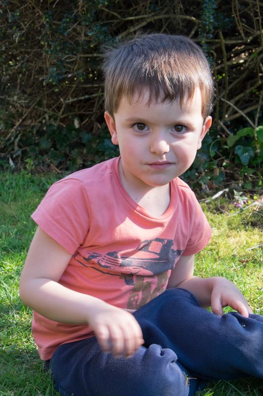 Portraits et attitudes - L'enfance