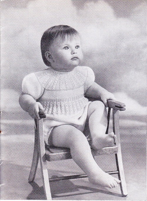 Layette: barboteuse