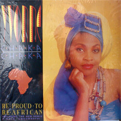 Yvonne Chaka Chaka - Be Proud To Be An African - Complete LP