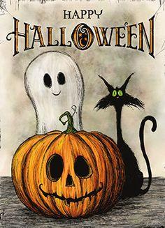 Sorcière d'Halloween.