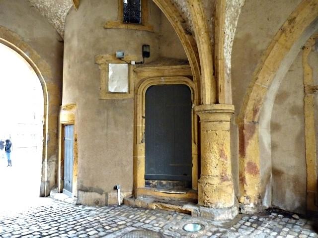 Façades de Metz l'Hôtel de Heu 08 2010