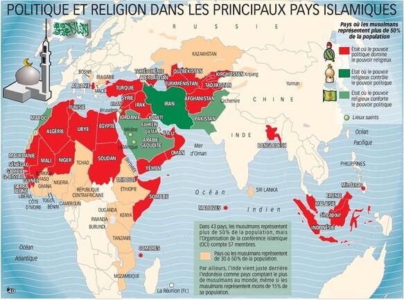 """Résultat de recherche d'images pour """"droit musulman pays islam"""""""