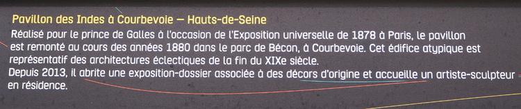 Exposition Jardin Luxembourg