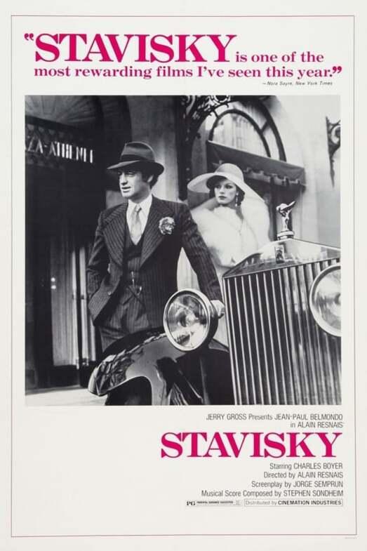 STAVINSKY box office usa 1975