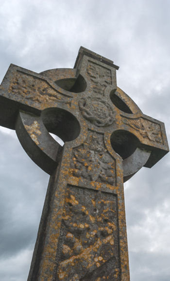 les celtes n'ont fait survivre leur culture que dans les confins les plus