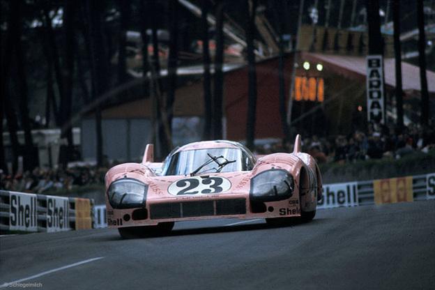 """Porsche 917-20 """"Cochon Rose"""""""
