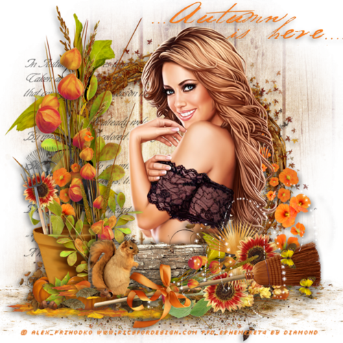 "Tutoriel ""Autumn Breeze"" de Chrisjes"