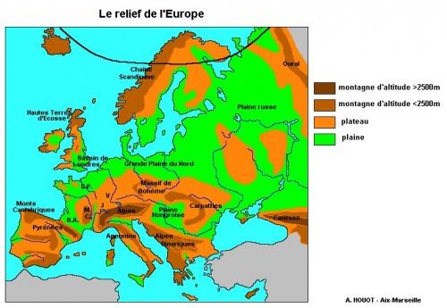 L'Europe