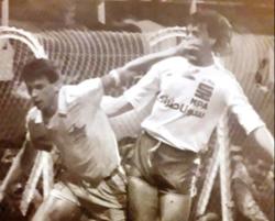 Soirée de Ramadhan) MCA-JSK 1-0 saison 1989/1990