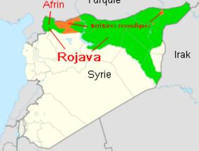 ROJAVA : Pour le droit à l'autodétermination ! – Appel des femmes du Rojava