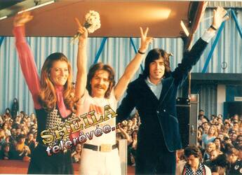 19 juin 1974 : Tu es le soleil, l'astre de Nancy... MAJ du 30/07