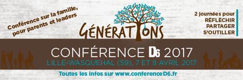 Conférence D6 - Ateliers 2017